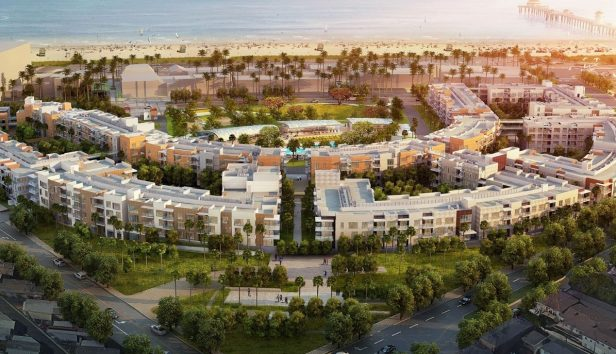pacific city alt2 2 616x354 - The Residences at Pacific City Wins 4 Gold Nugget Awards