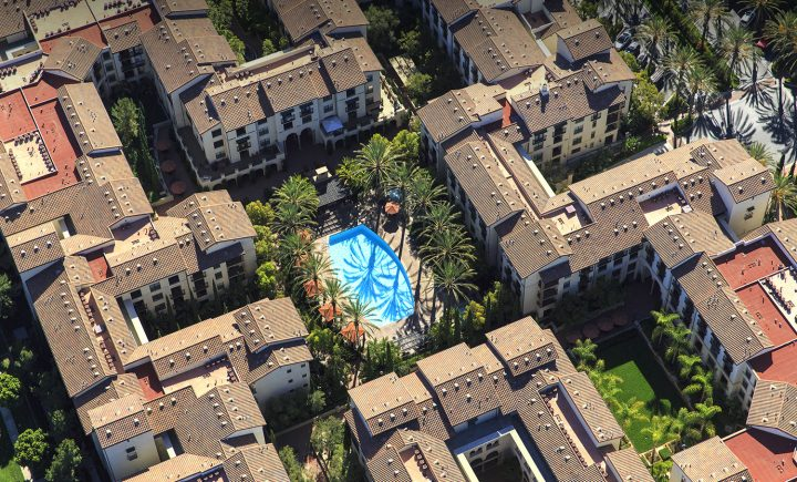 Village Irvine Spectrum 1 Aerial Edited 720x435 - The Village at Irvine Spectrum