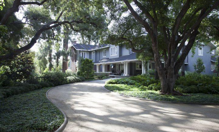 Woodland Residence Pasadena 1 Driveway 720x435 - Woodland